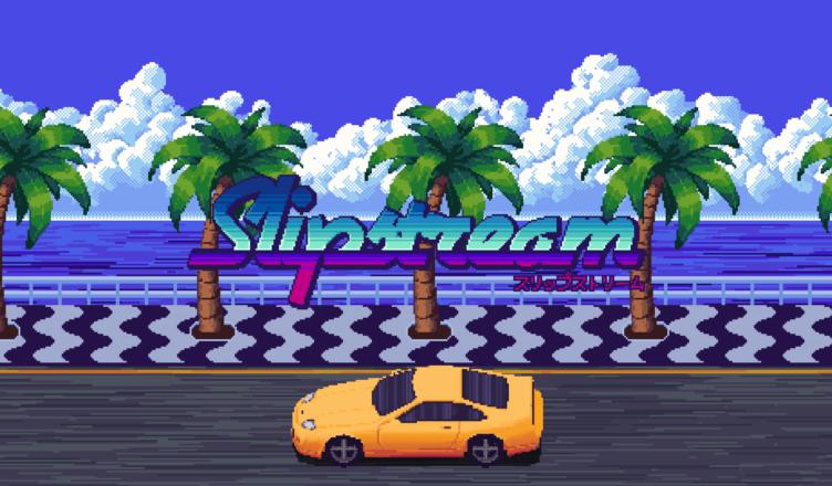 Slipstream Title Screen