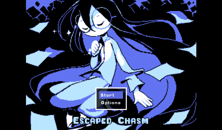 Escaped Chasm Menu Screenshot