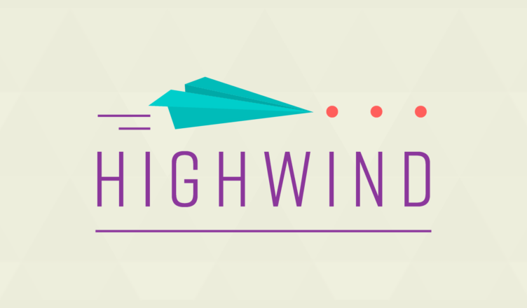 Highwind title screen featured image
