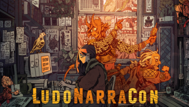LudoNarraCon Cover Image
