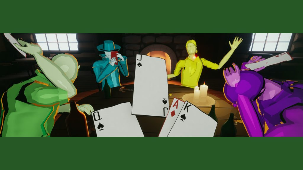 Once Upon a Crime in the West Card Game and MurderScreenshot