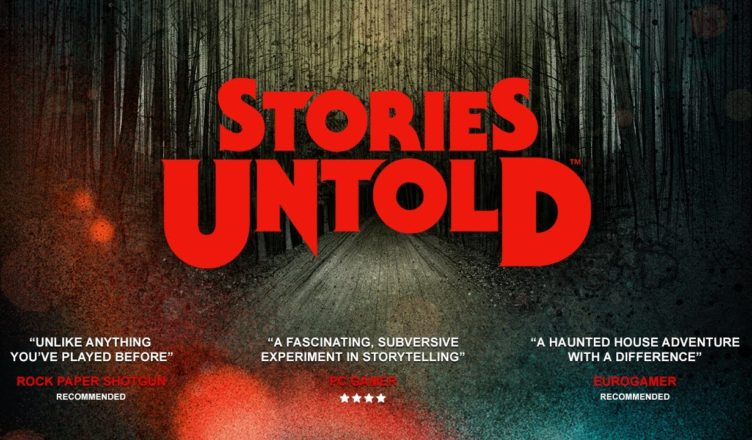 Untold Stories Title
