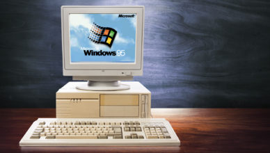 Old PC Windows 95