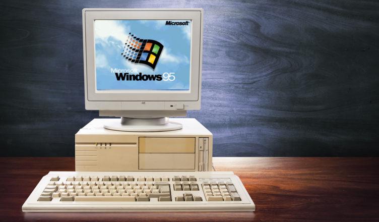 Old PC Windows 95