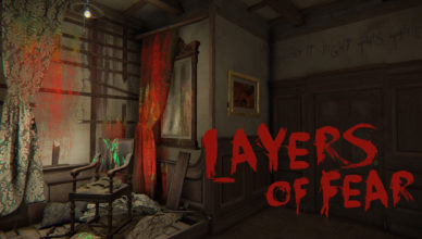 Layers of Fear Title
