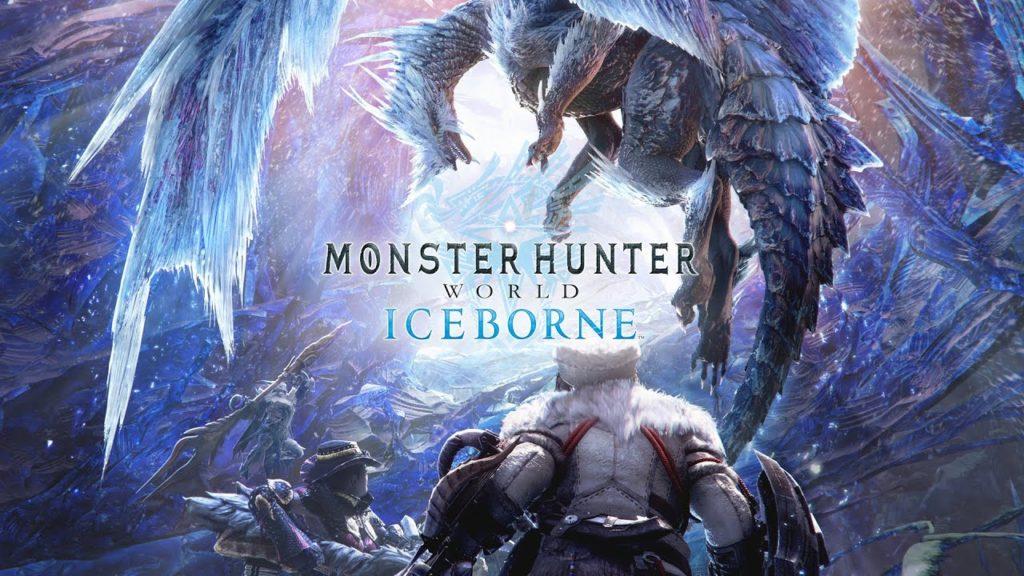 Splash art for Monster Hunter World: Iceborne