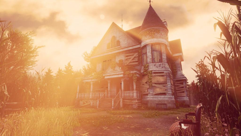 Maize Screenshot - Farmhouse