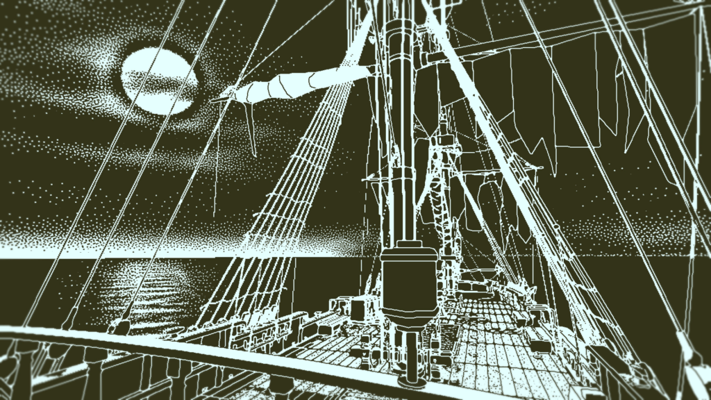 Return of the Obra Dinn - Screenshot
