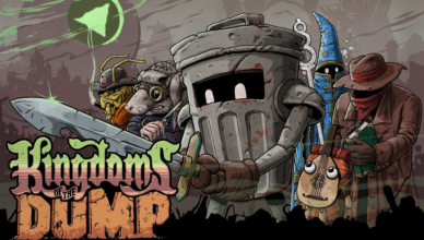 Kingdoms of the Dump Box Art