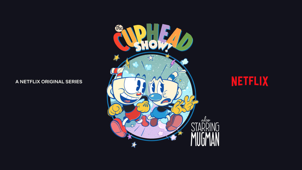 Cover for The Cuphead Show!