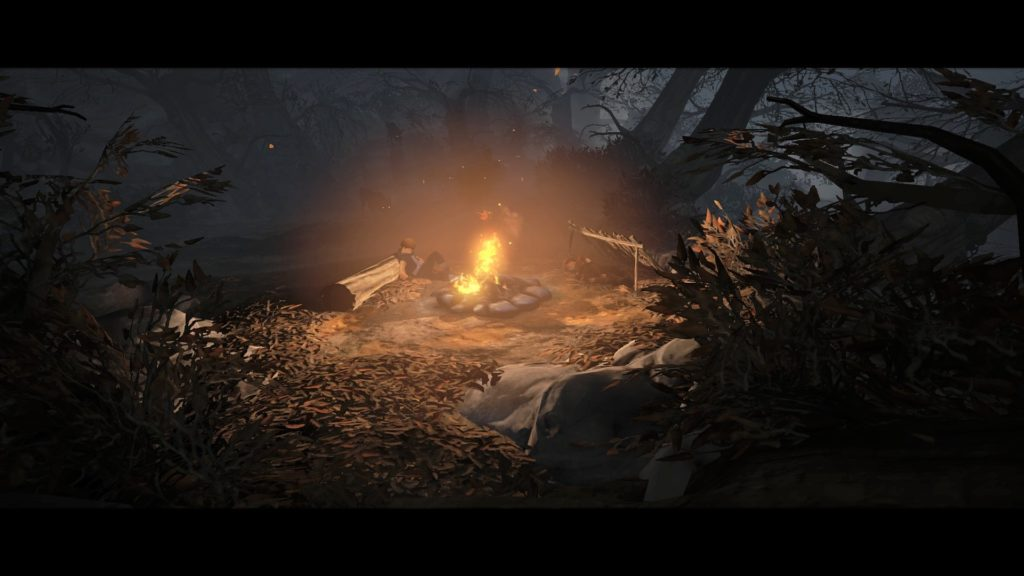 Brothers: A Tale of Two Sons - Campfire Screenshot