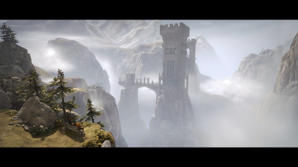 Brothers: A Tale of Two Sons - Castle Screenshot