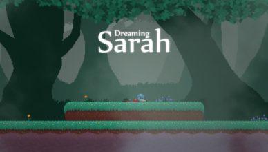 Dreaming Sarah Title