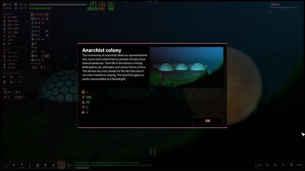 Shortest Trip to Earth - Scenario Screenshot