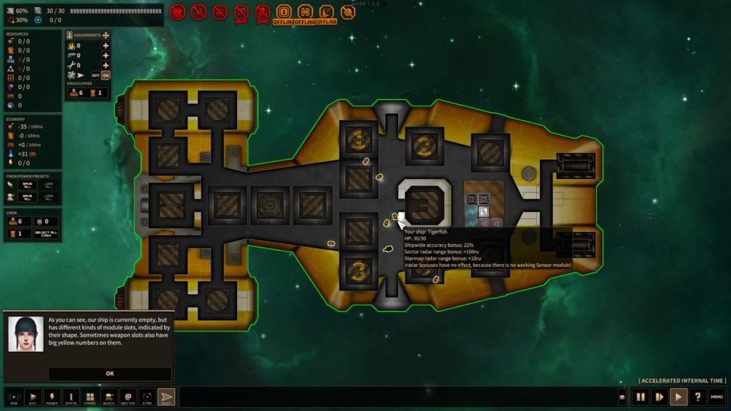 Shortest Trip to Earth Tutorial Screenshot