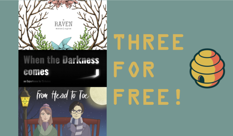 Three for Free - Featured Image