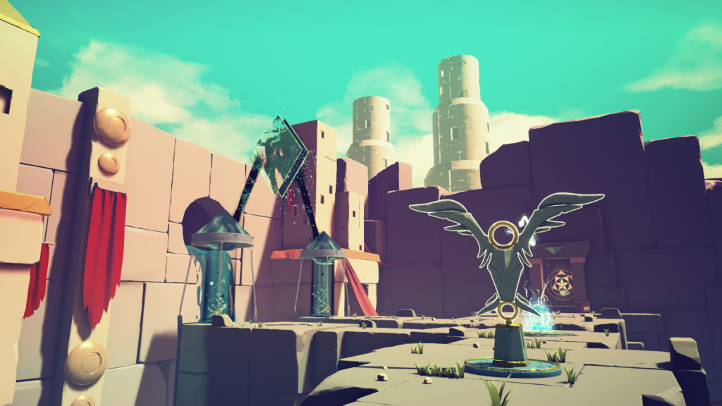 The Sojourn Puzzle Screenshot