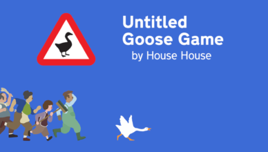 Untitled Goose Game Title Image