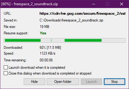 Free Download Manager Screenshot