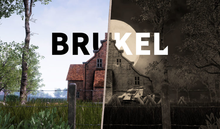 BRUKEL - Key Art