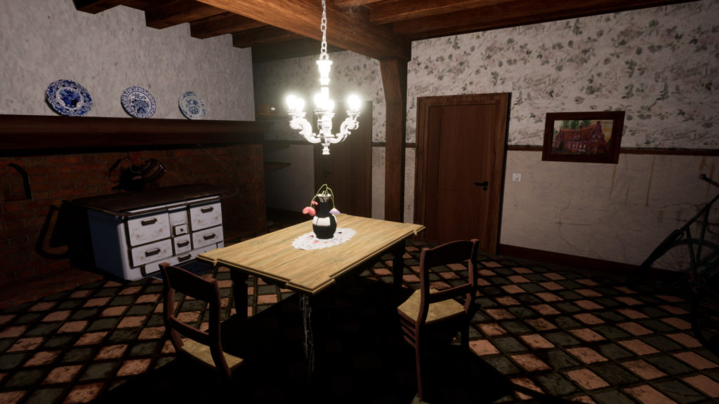 Brukel Screenshot - Farmhouse Kitchen