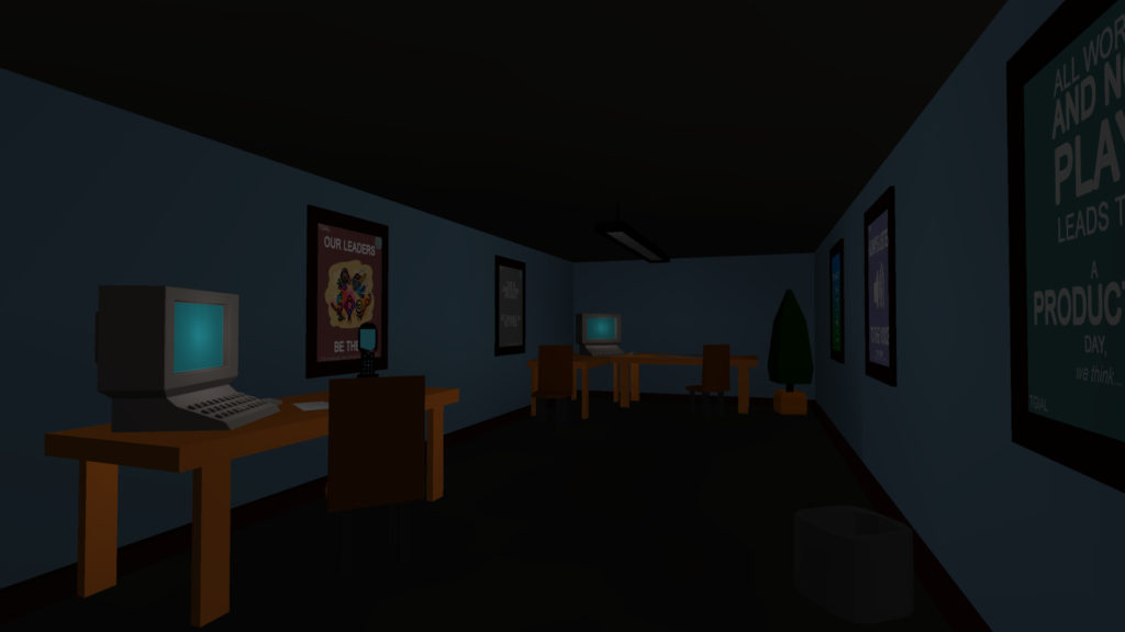 TGIAL Screenshot - Desks
