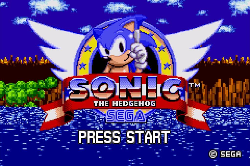 Sonic The Hedgehog Genesis Gba Torturous Port Of A Classic