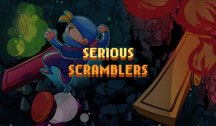 Serious Scramblers Featured Image