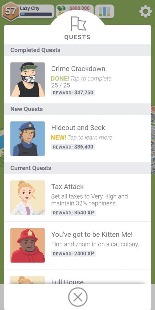 Pocket City Screenshot