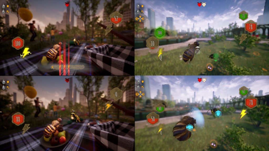 Bee Simulator Combat Screenshots