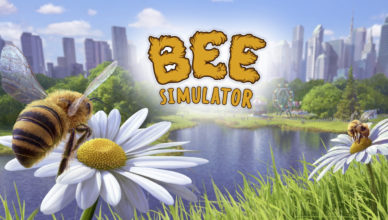 Bee Simulator Key Art
