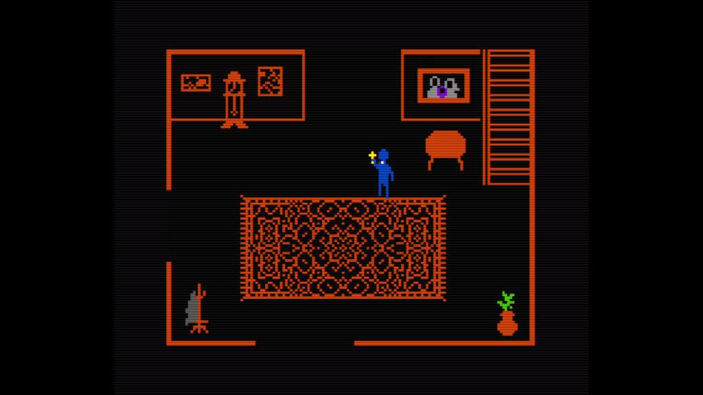 Faith Screenshot - Inside the House