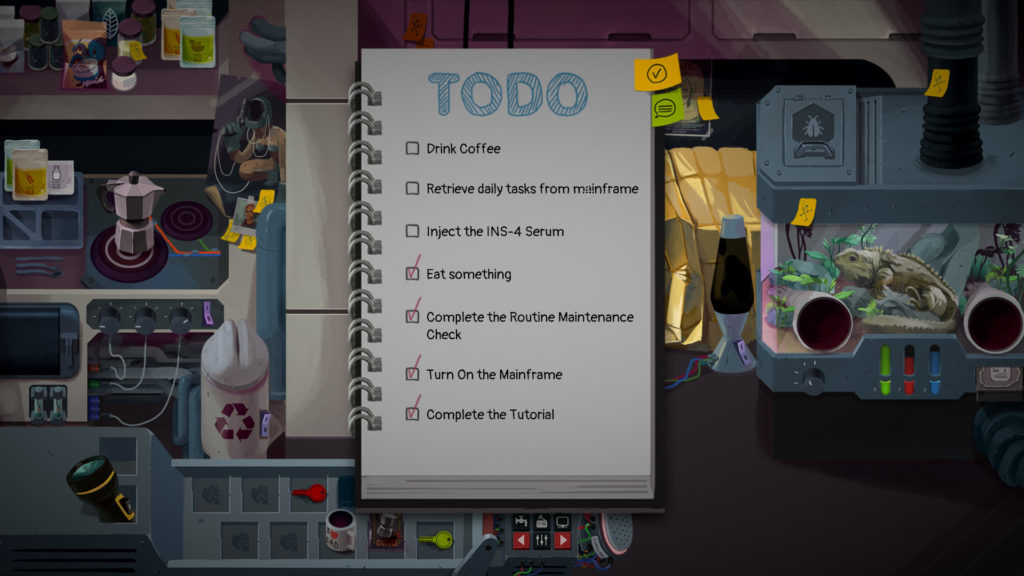 Still There Screenshot - Infinite To Do List