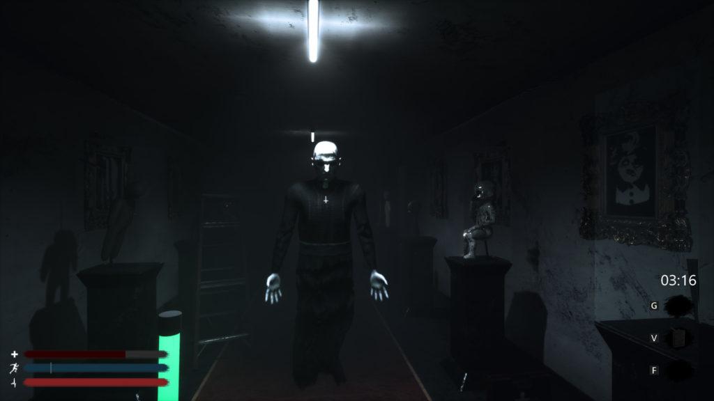 Beyond the Senses Screenshot - Monster