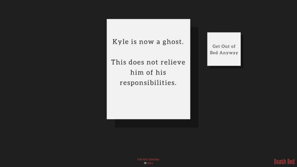 Kyle is Famous Screenshot - Ghost