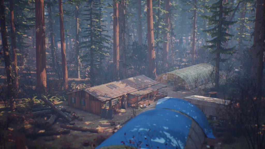 Life is Strange 2 Screenshot - Merrill's Pot Farm