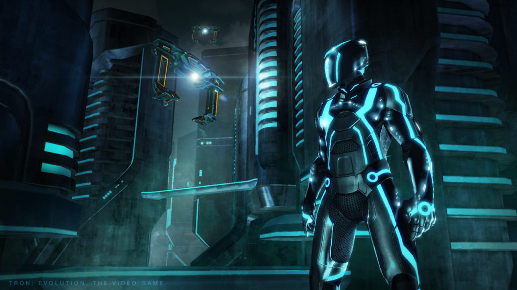 Tron Evolution media image