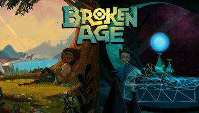 Broken Age Key Art