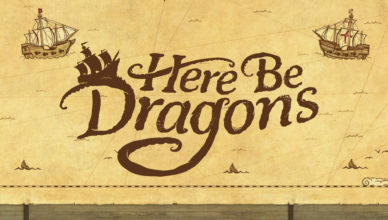 Here be Dragons Key Art