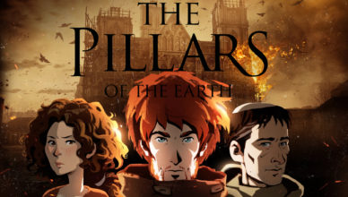 Pillars of the Earth Key Art