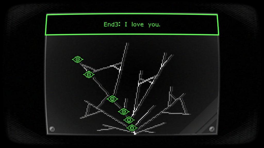 SELF Screenshot - Ending 3 I Love You