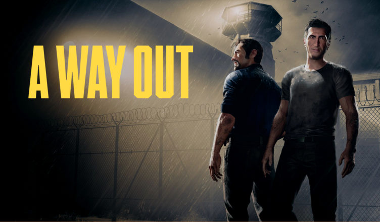 A Way Out - Key Art