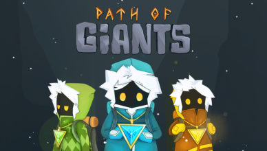 Path of Giants - Key Art