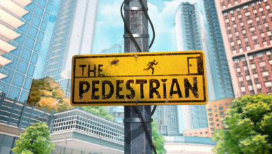 The Pedestrian - Key Art