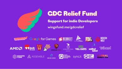 GDC Relief Fund Game Bundle