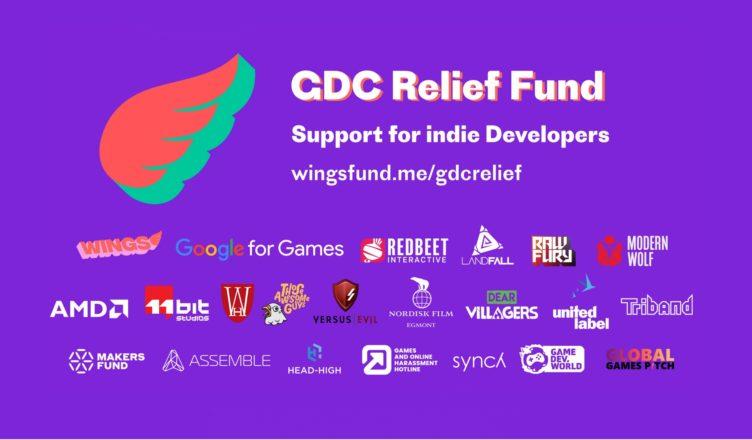 GDC Relief Fund Game Bundle