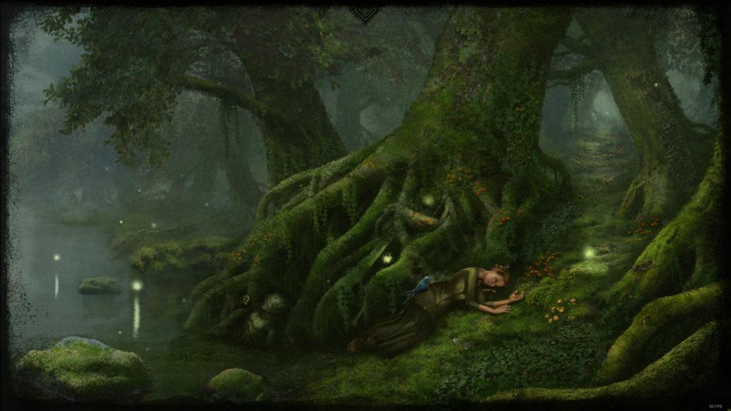 Mira Screenshot - Opening Scene