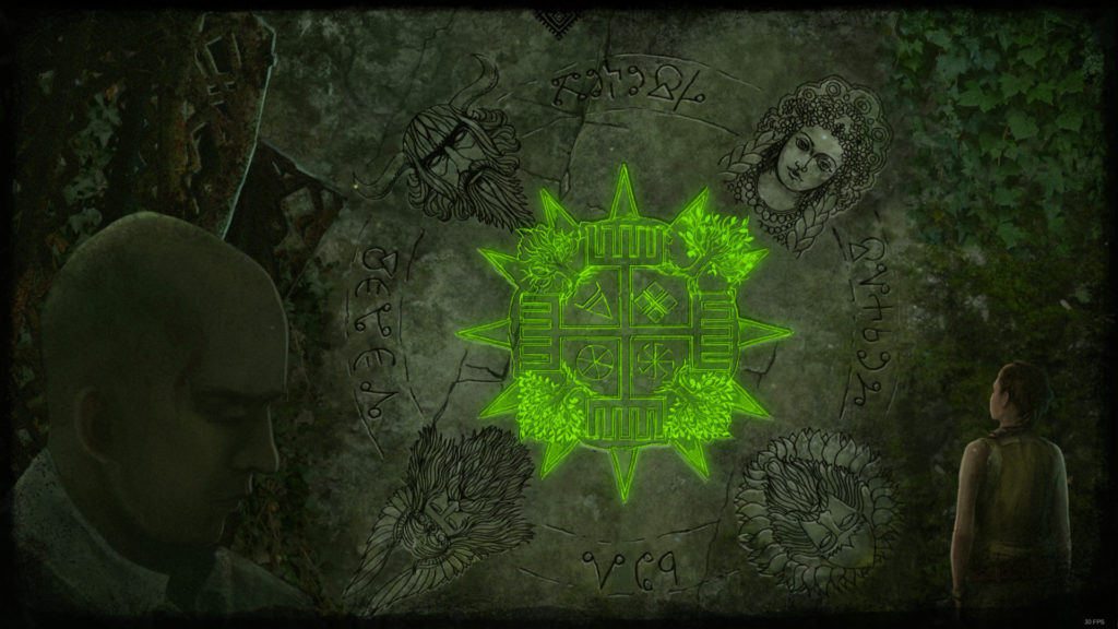 Mira Screenshot - Puzzle to find a Path