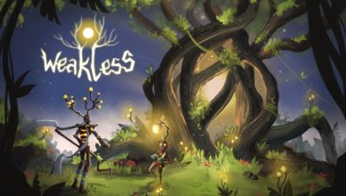 Weakless Key Art