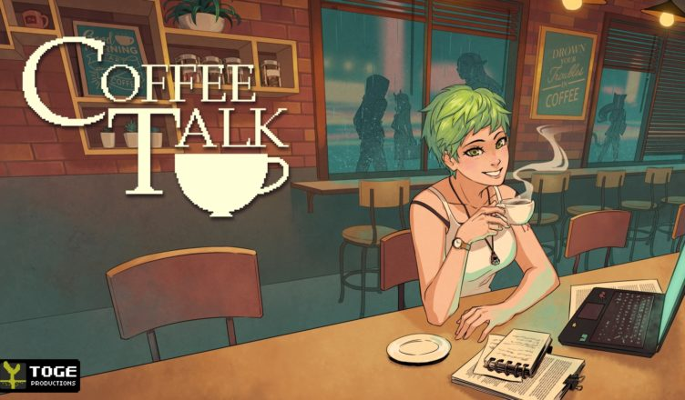 Coffee Talk - Key Art